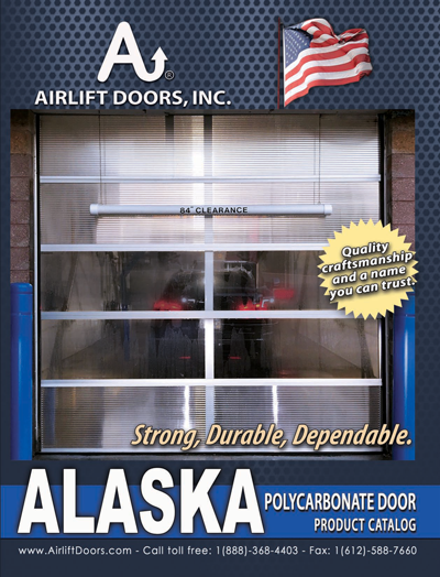 Alaska Door Product Catalog