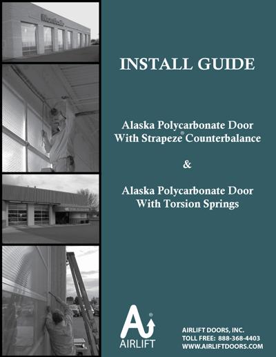 Alaska Door Install Guide