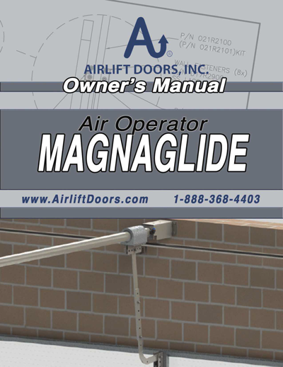 Magnaglide Owners Manual