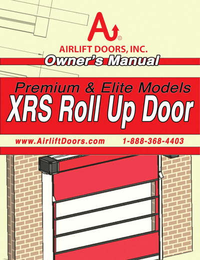 XRS Owners Manual