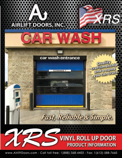 XRS Door Product Catalog