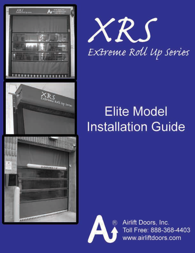 XRS Elite Plus Install Guide