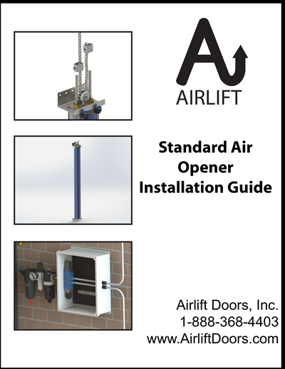 Standard Air Opener Install Guide